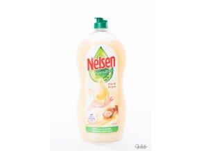Nelsen prostředek na mytí nádobí Sensitive Olio di Argan, 900 ml