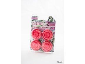 Linea Fresh květinová vůně do šatních skříní, 4 ks