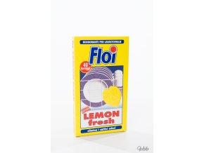 Floi osvěžovač do myčky nádobí s vůní citrónu