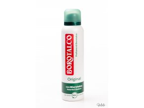 Borotalco deodorant ve spreji Original, 150 ml