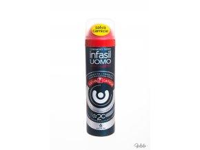 Infasil Uomo Derma Salva camicie pánský deodorant ve spreji, 150 ml
