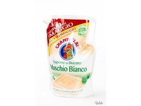 Chante Clair prací mýdlo Bucato Muschio Bianco, 27 pracích dávek