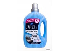 Felce Azzurra prací gel Cenere Vulcanica, 32 pracích dávek