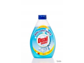 Dual Power leštidlo do myčky, 300 ml