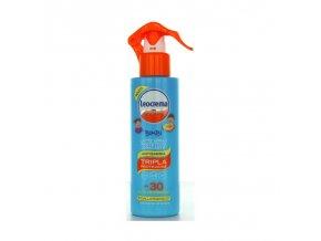 leocrema solare latte bimbi spray sfp30 200 ml
