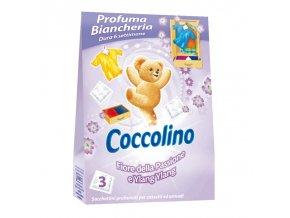 Coccolino sáček fialový