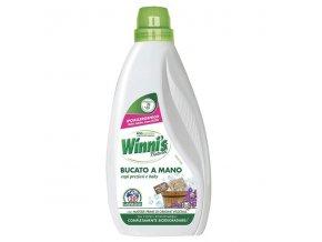 Winni's hypoalergenní ekologický prací gel pro ruční praní s mýdlem z Aleppa a vůní verben
