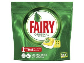 Fairy lemon all 22