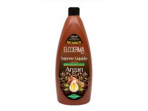 Eloderma tekuté mýdlo na ruce s vůní arganu