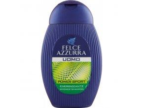 Felce Azzurra sprchový gel šampon Uomo Power sport 250
