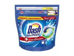 Dash gelové kapsle All in1 PODs igienizzante