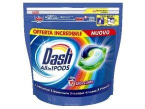 Dash gelové kapsle All in1 PODs Salva Colore, 70 ks