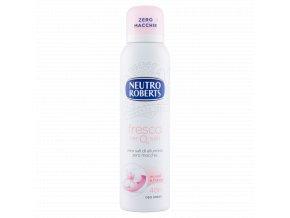 Neutro Roberts deodorant ve spreji fresco monoï & fresia
