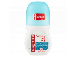 Borotalco kuličkový deodorant Active Profumo di Sali