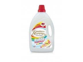 Spuma di Sciampagna prací gel na barevné prádlo