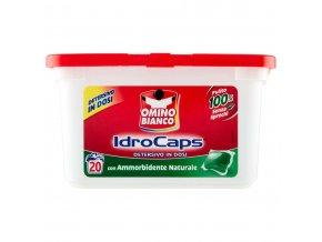 Omino Bianco gelové kapsle na praní s aviváží