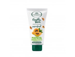 L'Angelica Frutta Viva body lotion superfood Papaya