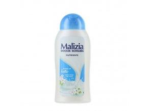 malizia doccia crema di latte 300 ml.,