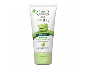 L'Angelica hydratační krém na obličej Aloe Bio Idratante