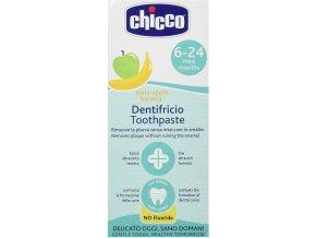 Chicco zubní pasta pro děti od 6 24
