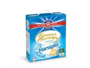 Spuma di Sciampagna prací prášek s vůní Marseillského mýdla