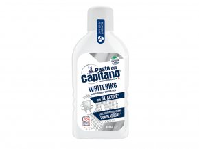 Pasta del Capitano ústní voda Ox Active Whitening