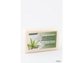Natural Beauty toaletní mýdlo s Aloe Vera, 150 g