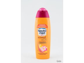 Neutromed pěna do koupele Sensual & Oil Argan, 750 ml