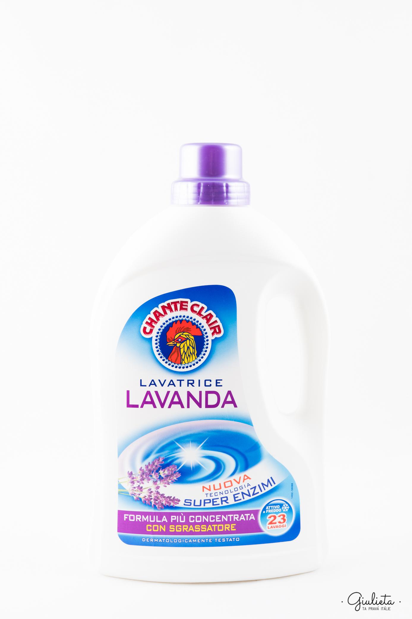 CHANTE CLAIR PRACÍ GEL LAVANDA 1,403 L