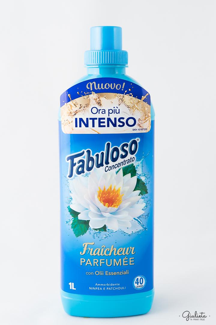Fabuloso aviváž koncentrát Ninfea/Patchouli, 1 litr