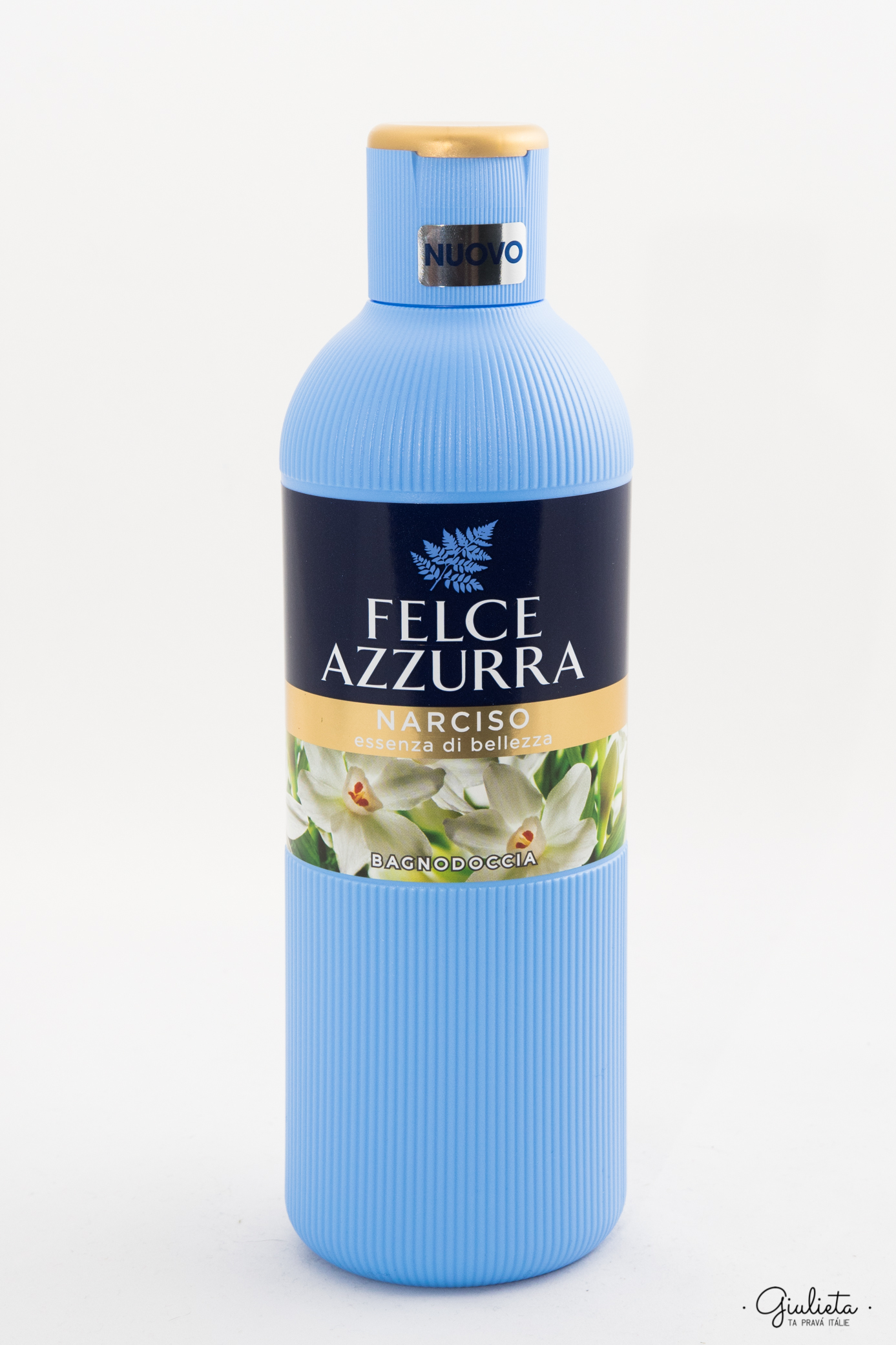 Felce Azzurra sprchový gel/pěna do koupele Narciso, 650 ml