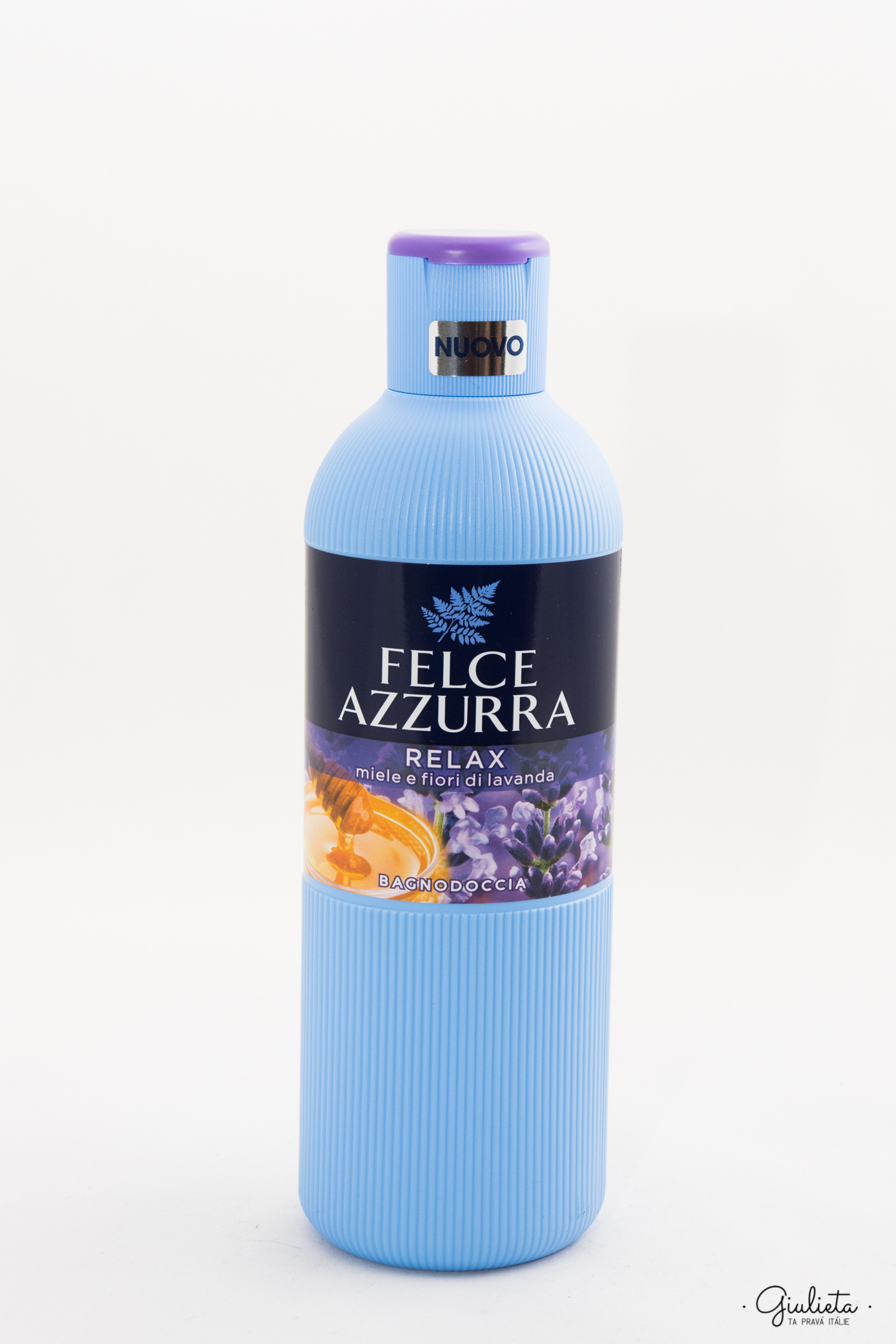 Felce Azzurra sprchový gel/pěna do koupele Relax, 650 ml