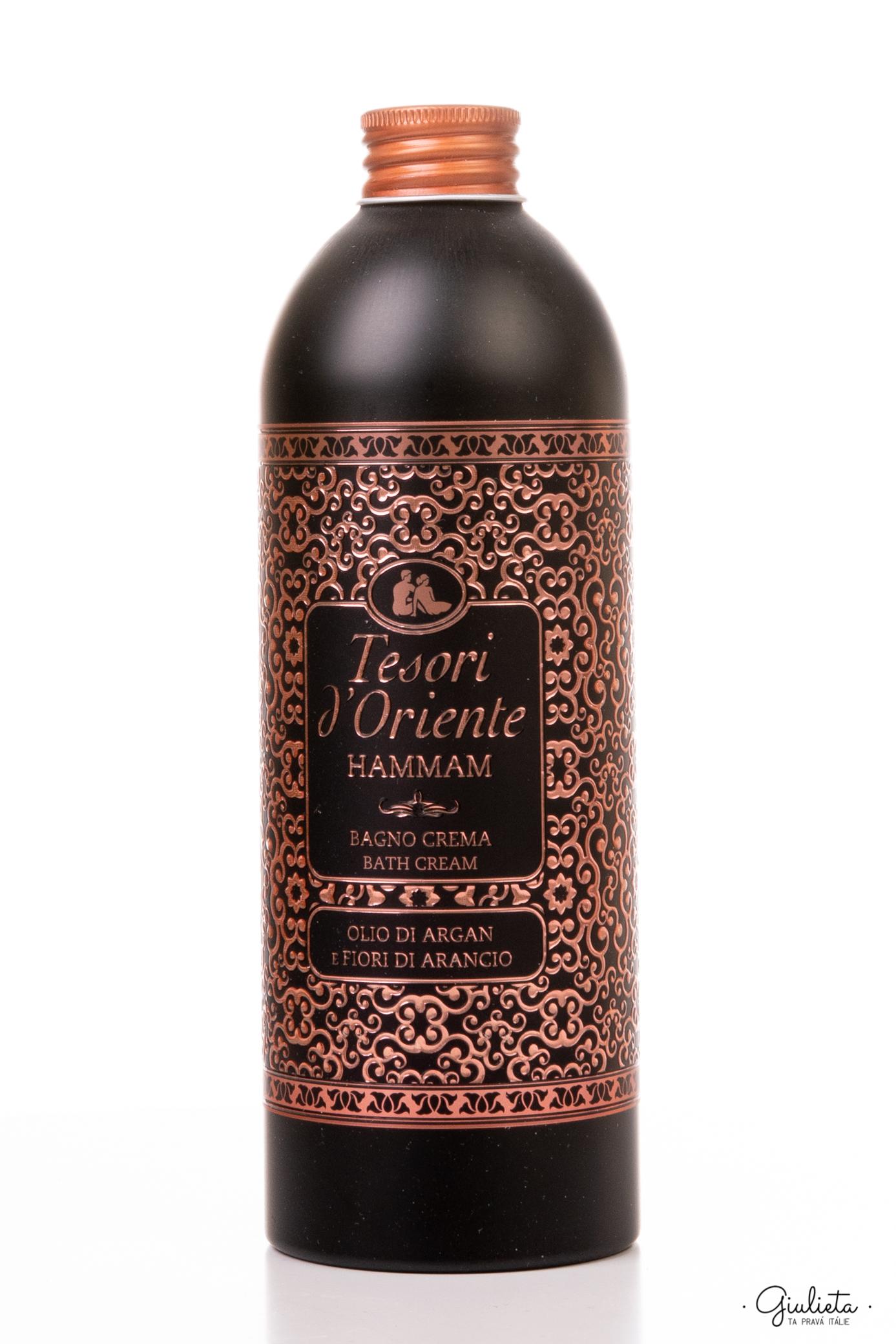 Tesori d'Oriente pěna do koupele Hammam, 500 ml
