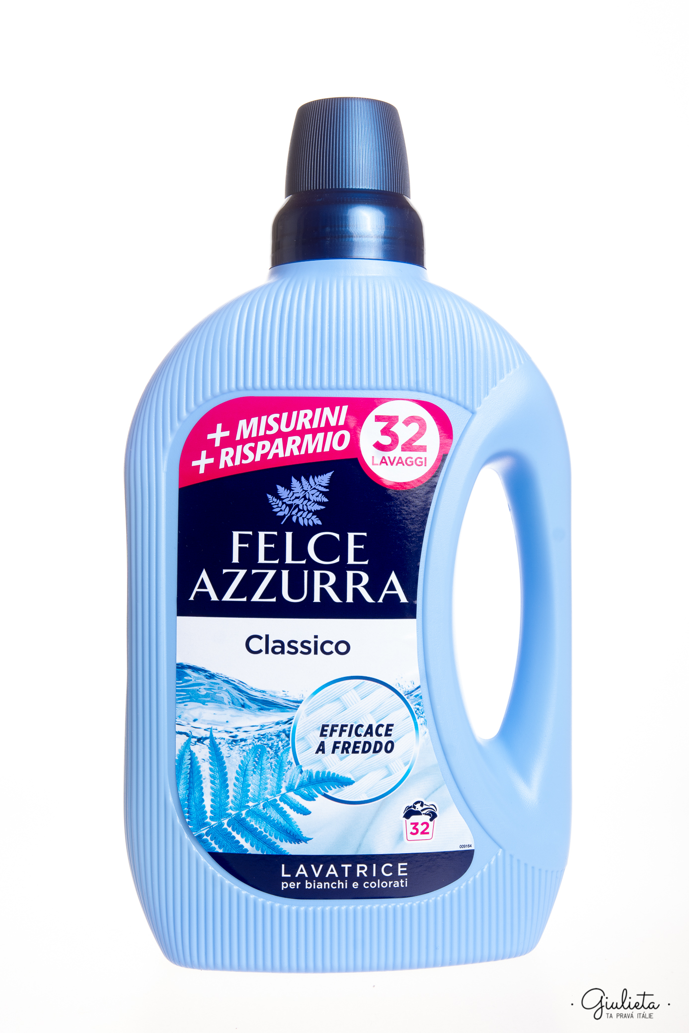 Felce Azzurra prací gel Classico, 32 pracích dávek