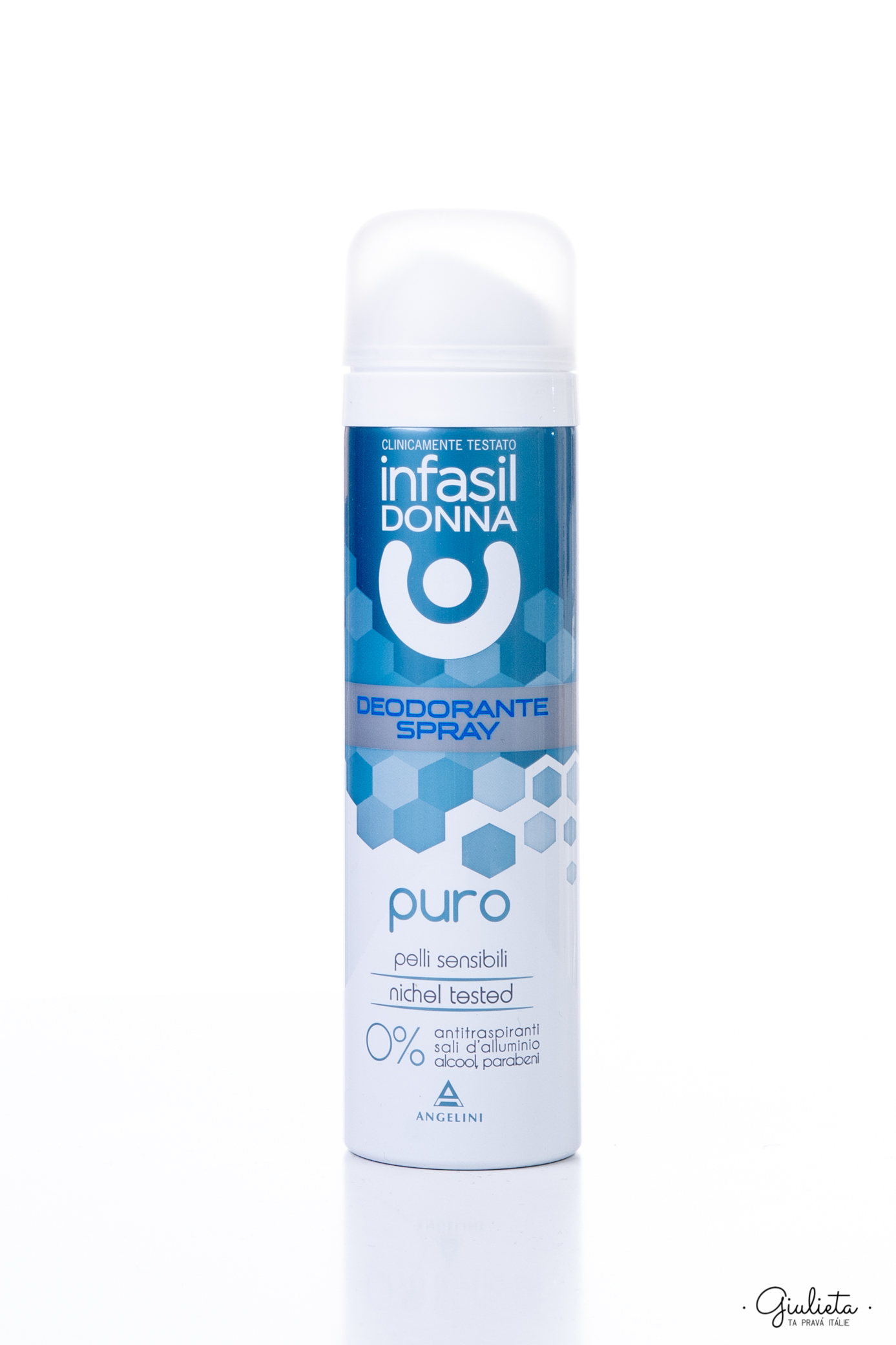 Infasil deodorant ve spreji Donna Puro, 150 ml