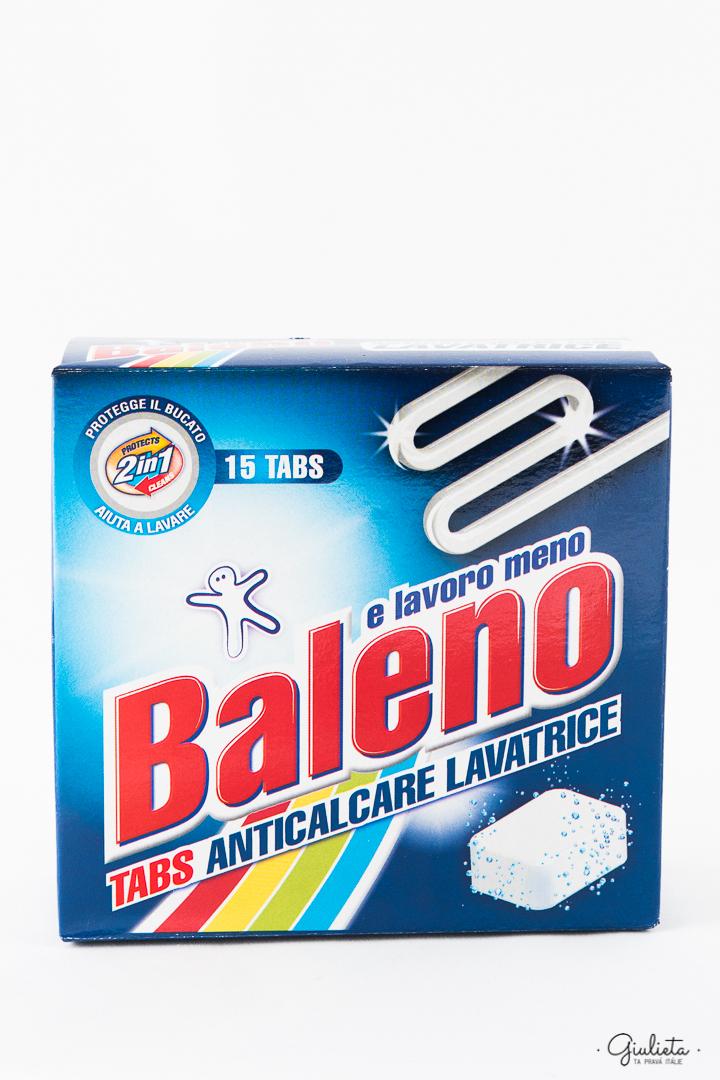 Baleno Anticalcare, 15 tablet