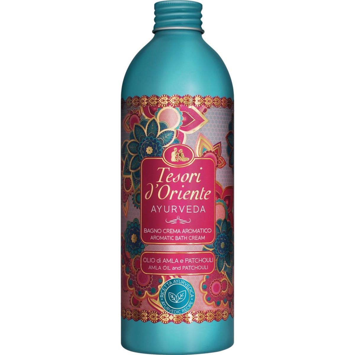 Tesori d'Oriente pěna do koupele Ayurveda, 500 ml