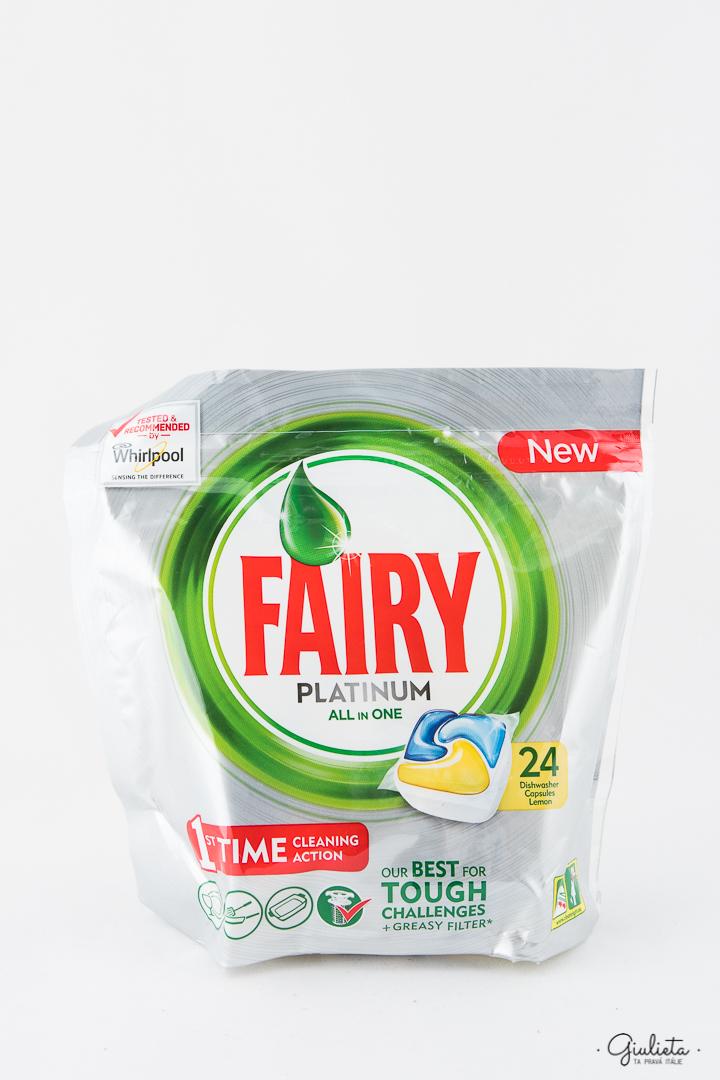 FAIRY CAPS LAVASTO. 24 PLATINUM LEMON