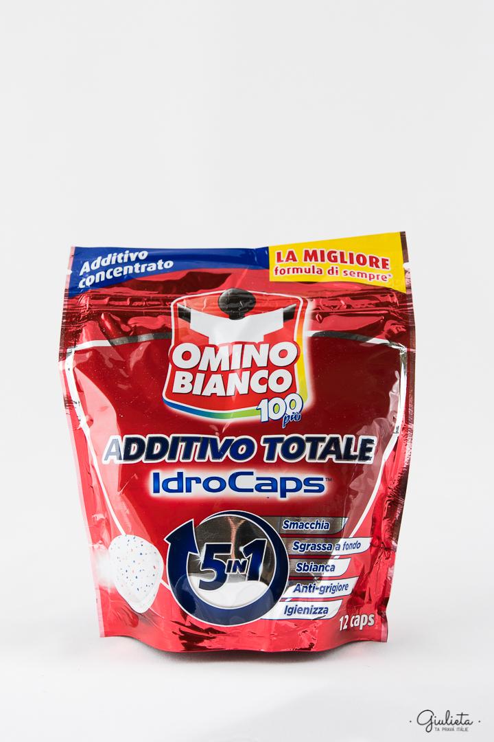 OMINO B. IDROCAPS SMACC. POWER * 12 TABS
