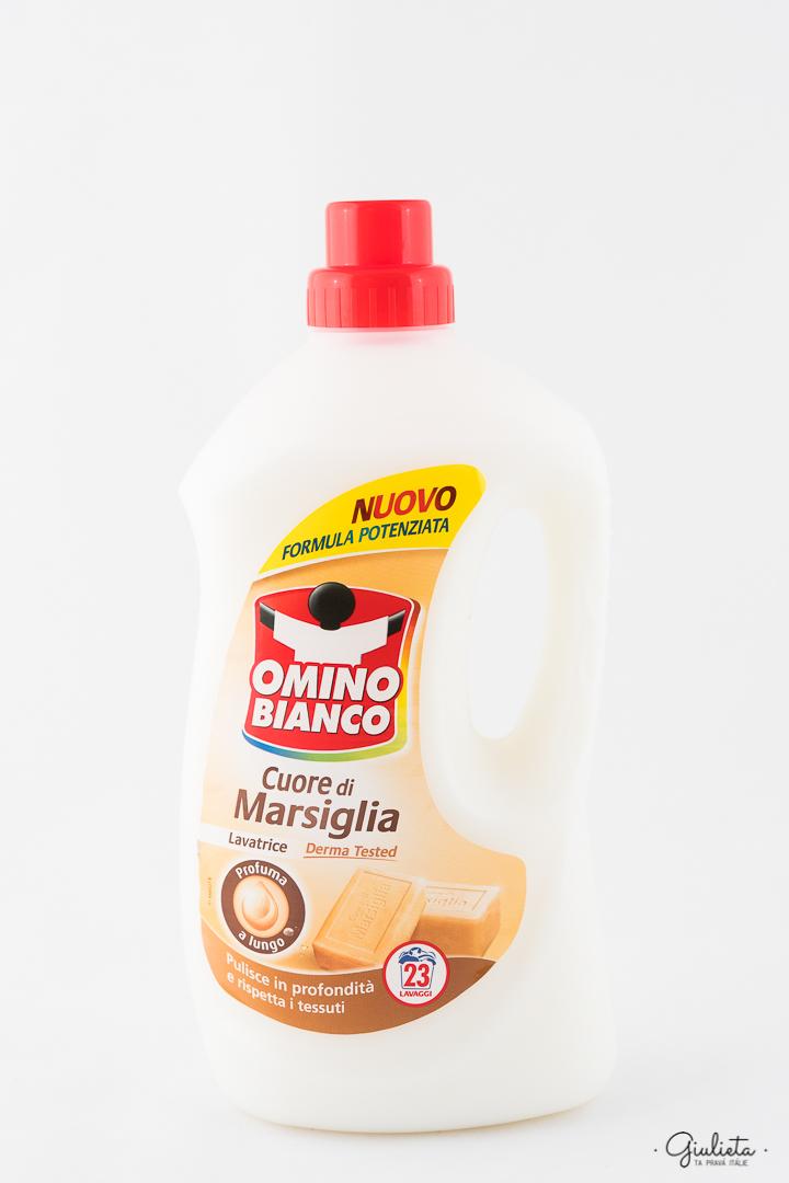 OMINO BIANCO PRACÍ GEL, MARSIGLIA 1,495 L