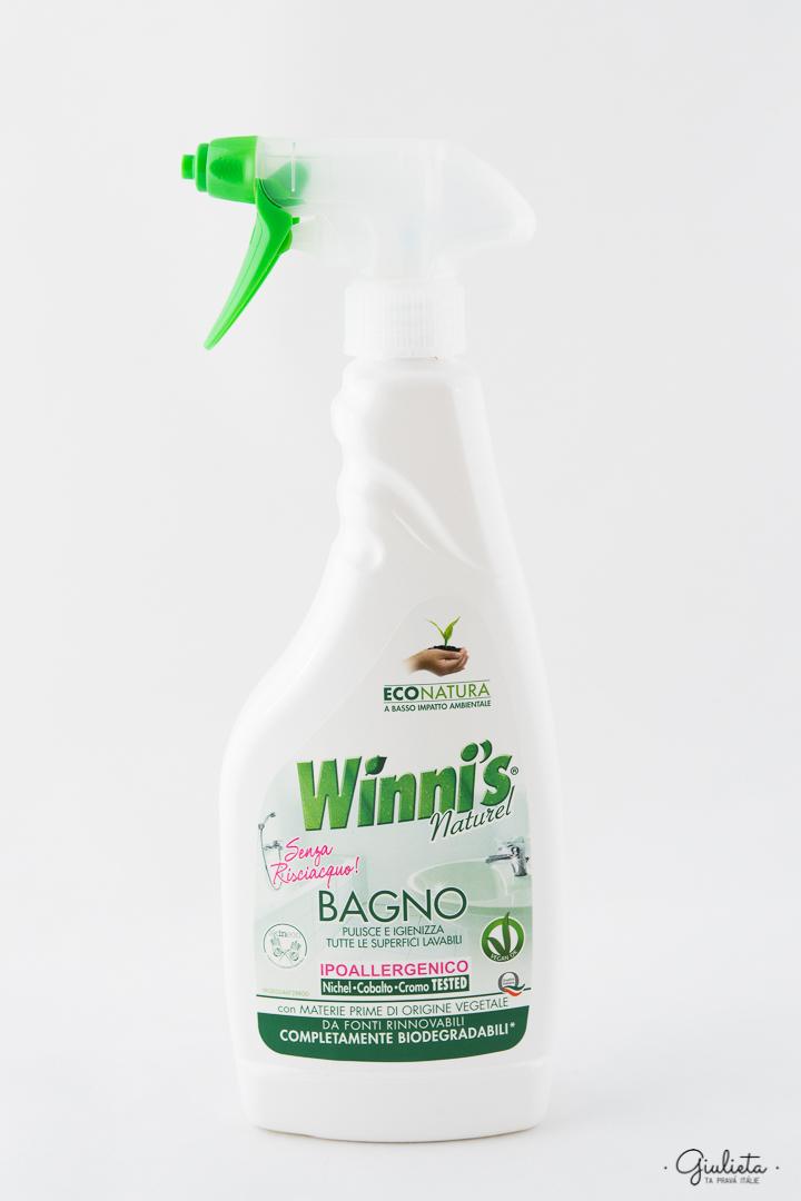 Winni's ekologický čisticí prostředek do koupelen