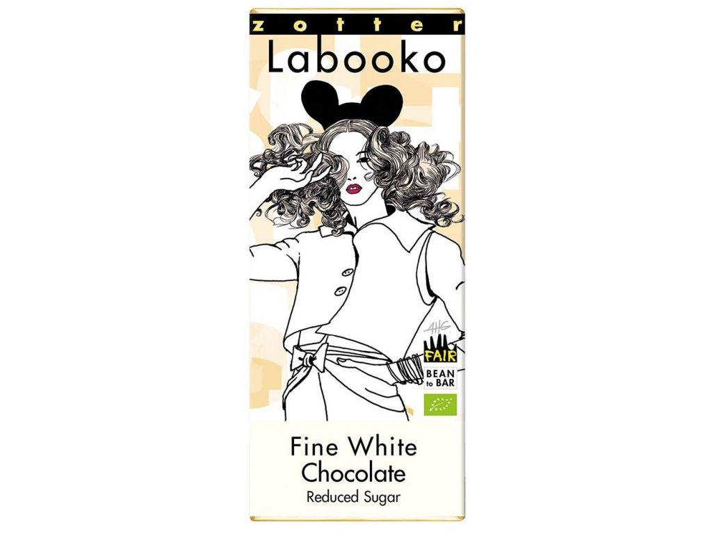Bíla cokolada