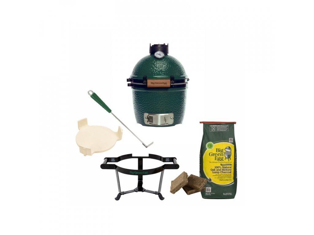 6379 gril big green egg mini easy start