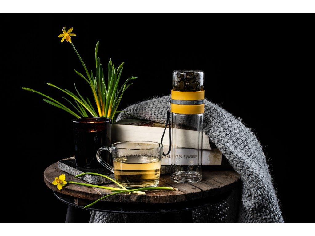 Style de Vie T-BOTTLE Yellow Honey - žlutá