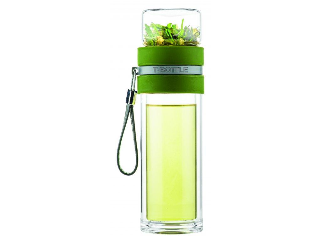 T-Bottle Forest Green - zelená