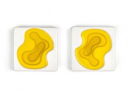 Malé misky na olivový olej nebo sójovou omáčku s olejem