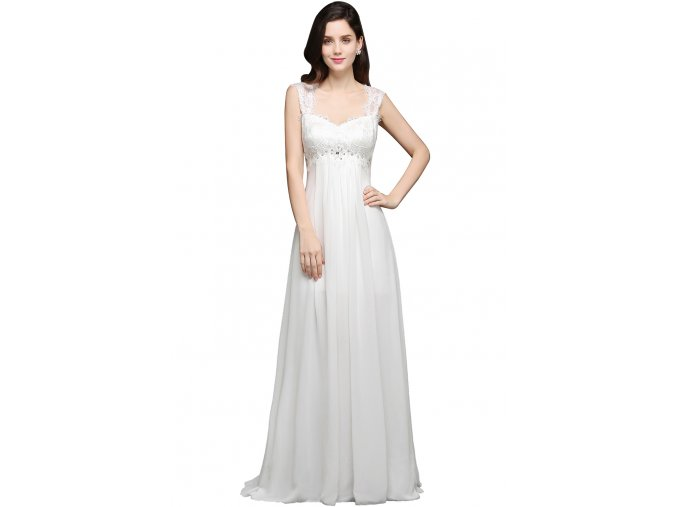Antické svatební šaty ANTIGONA vel. 36 - 44