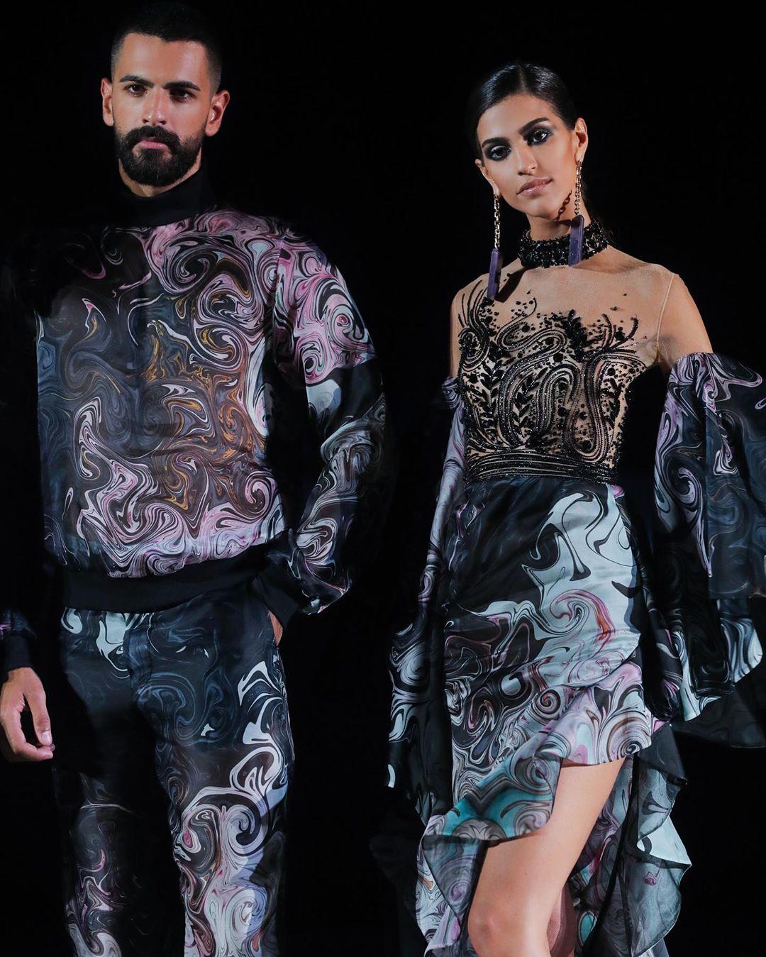 Georges HOBEIKA představuje svou zimní kolekci Couture podzim 20-21