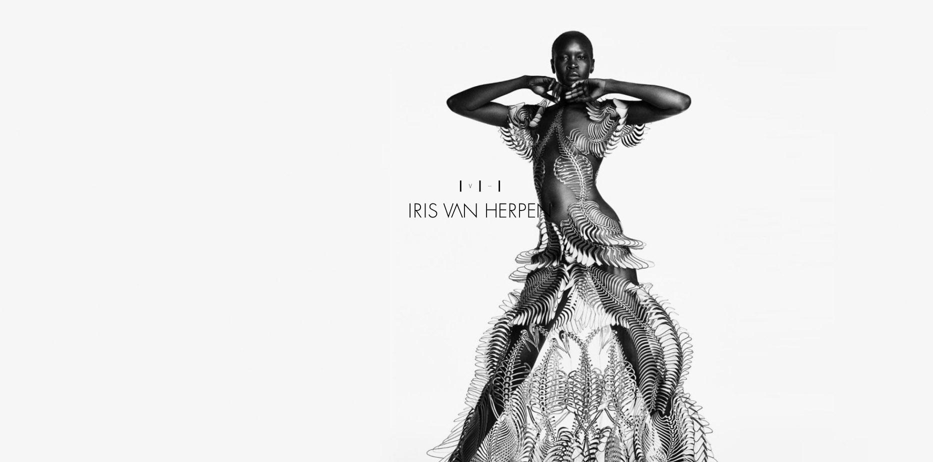 Iris Van Herpen Haute Couture Show January 2021