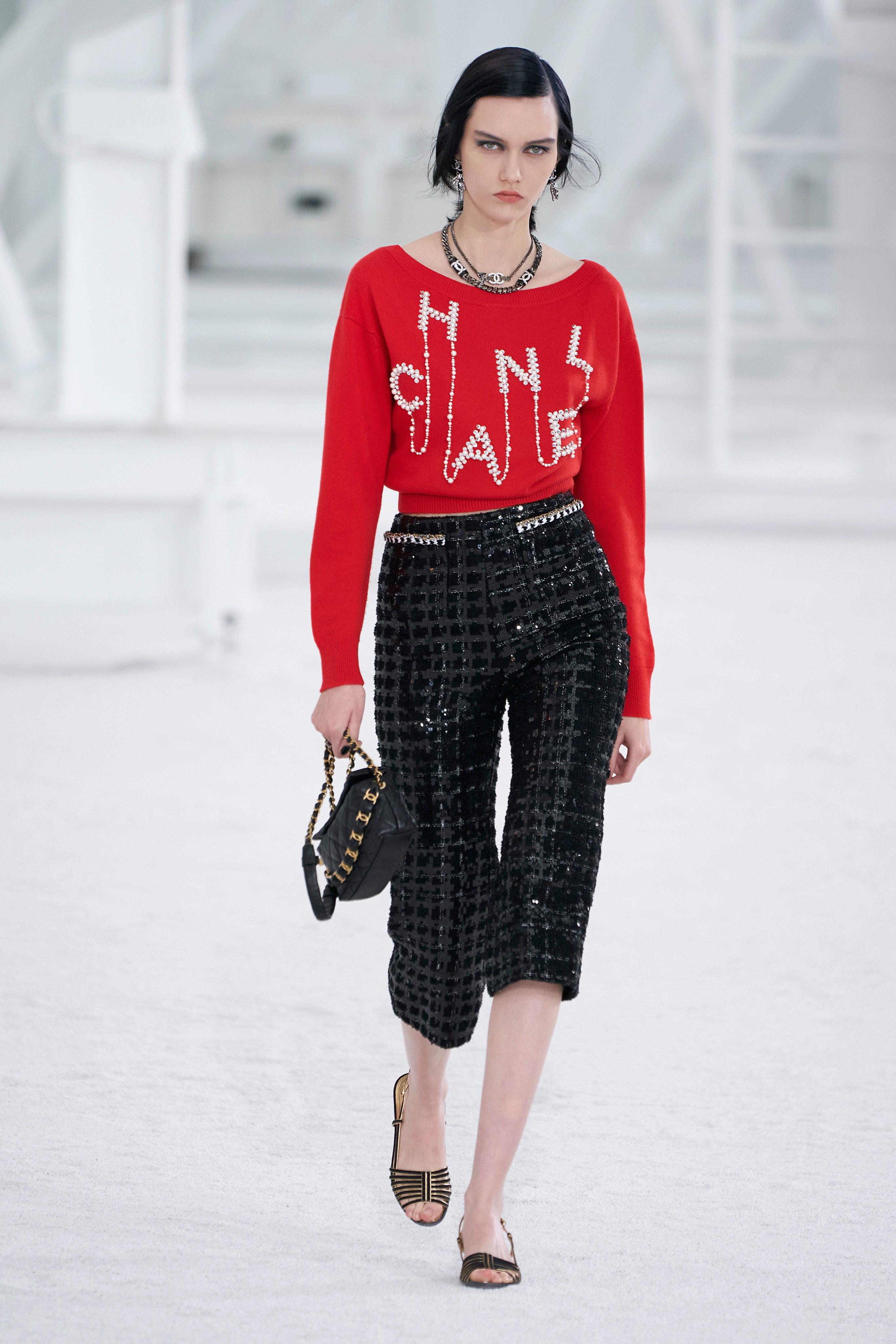 Chanel Spring-Summer 2021